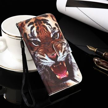 Перейти на Алиэкспресс и купить Классический чехол-бумажник для ASUS ZenFone Live L2 SD430 из искусственной кожи, винтажный Чехол-книжка, Модный чехол для телефона L2 SD425