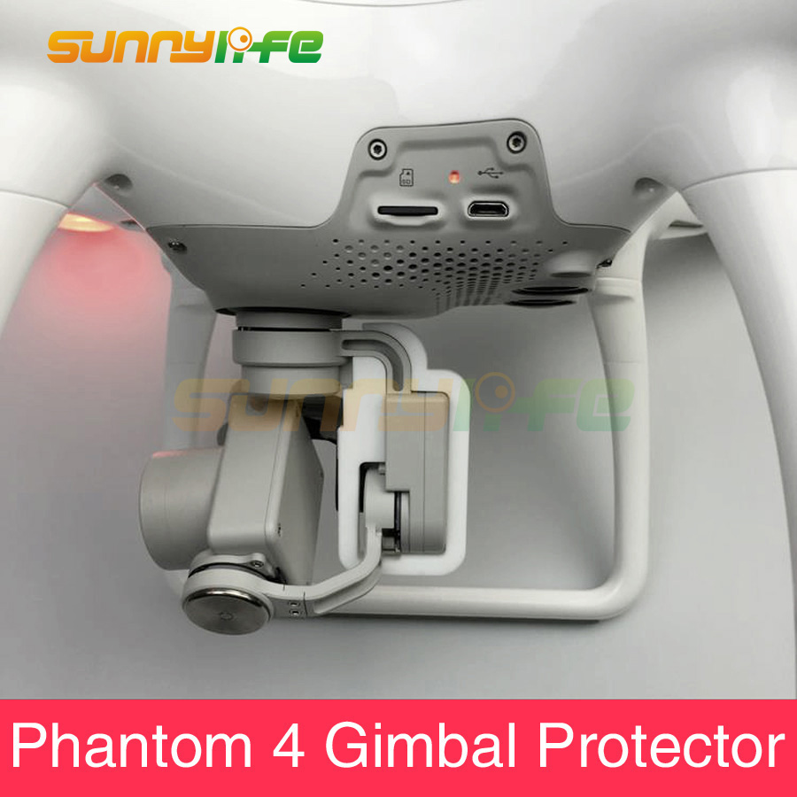Gimbal Guard Anti-Crash Protector for DJI Phantom 4 Drone Accessory 3D Printed Version