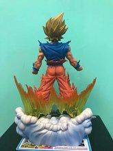 Gift Anime Dragon ball super Trunks Goku DBZ toys 24cm