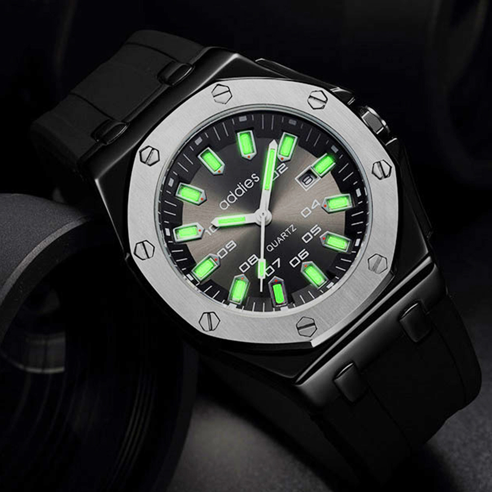 Reloje 2019 Aidis Men Watch Quartz Watches Mens Top Luxury Brand Waterproof Sport Business Military Male Clock Relogio Masculino