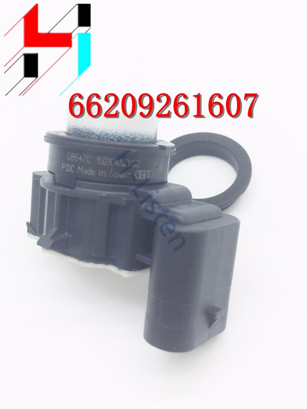 66209261607 оригинальный 9261607 PDC датчик расстояния парковки обратная помощь для B M W Подлинная! 0263013591