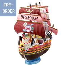Presale August One Piece Grand Ship Collection Queen Mama SHANTE Model Kit