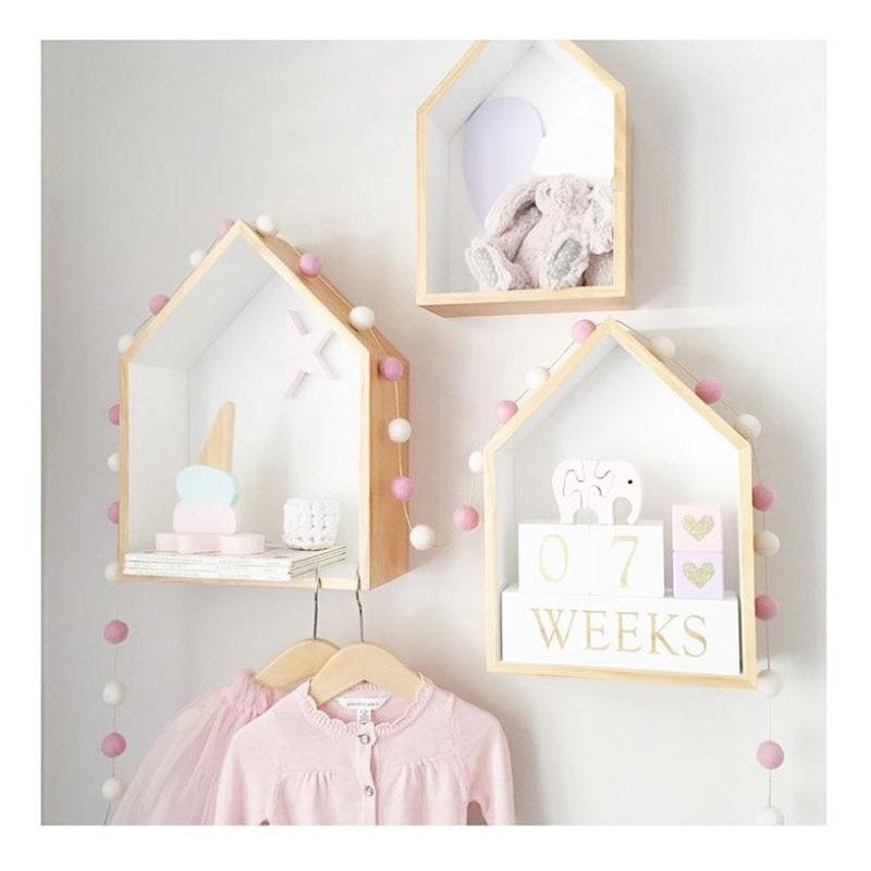 Girls Kids Childrens Wooden Nursery Bedroom Furniture Toy: Aliexpress.com : Buy 2 Pcs/Set Children 's Room Decorated