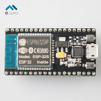 5pcs NodeMCU 32S Lua ESP 32S WiFi IOT Development Board ESP32S Dual Core Wireless WIFI BLE