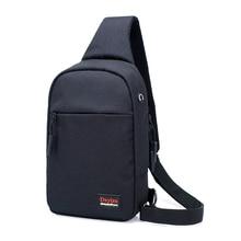 купить Vintage Women Chest Packs Unisex Sling Shoulder Bag Casual Small Fanny Bags Grey Men Messenger Crossbody Bags 17*8*29 cm по цене 632.9 рублей