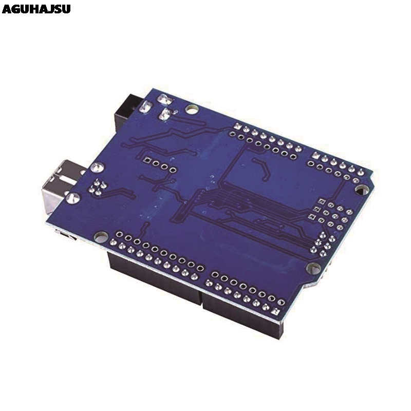 Image 4 - UNO R3 Development Board ATmega328P CH340 CH340G For Arduino UNO R3 With Straight Pin Header-in Integrated Circuits from Electronic Components & Supplies