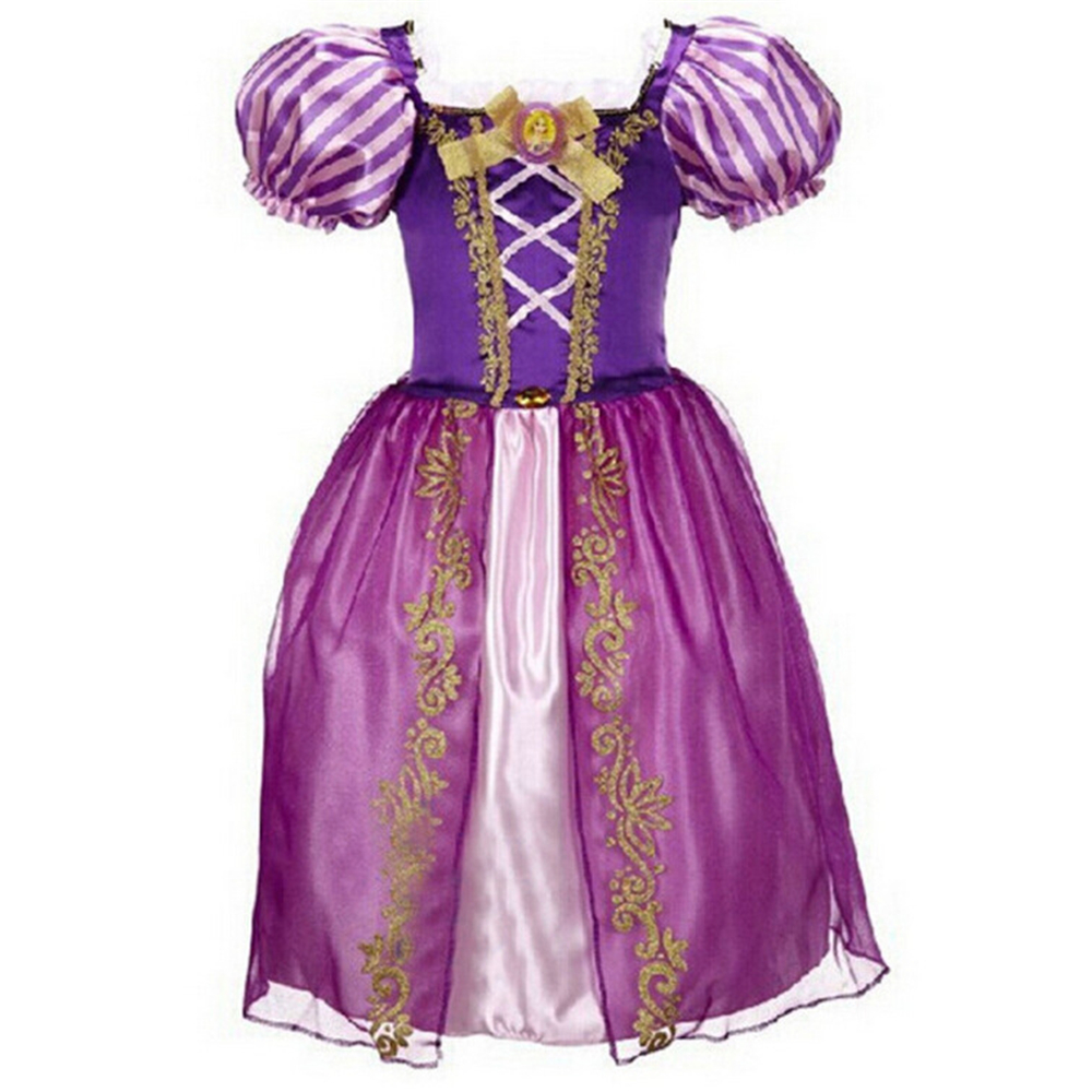 Hot Girls Cinderella Princess Dress Children Girl Sofia Party Wedding Dresses Kids Elsa Anna Clothes Snow White Cosplay Costume in Dresses from Mother Kids