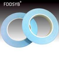 3-25mmx20mx0.2mm ruban de transfert de haute qualité ruban adhésif thermoconducteur Double face pour dissipateur thermique de LED PCB puce