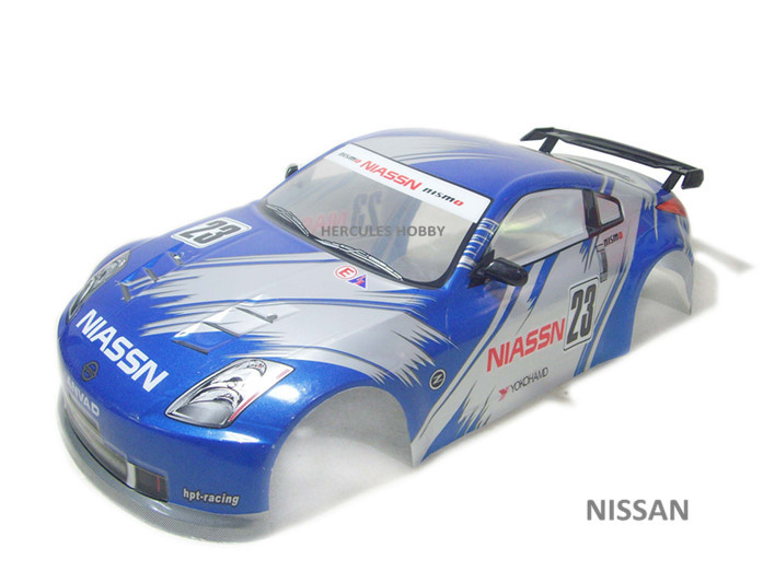 Rc Body 1 10 Pvc Painted 190mm Width Rc Car Body Shell 1 10 On