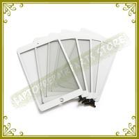 5 יח'\חבילה המקורי החדש הלבן השחור Digitizer חזית זכוכית פנל LCD עבור Ipad Mini 1 2 מסך מגע 7.9