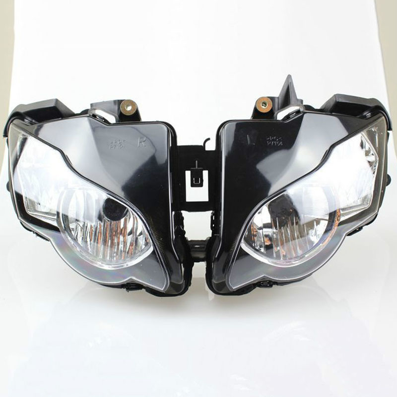 Motorcycle Headlight Assembly headLamp For HONDA CBR1000RR 2008 2009 2010 New arashi motorcycle radiator grille protective cover grill guard protector for 2008 2009 2010 2011 honda cbr1000rr cbr 1000 rr