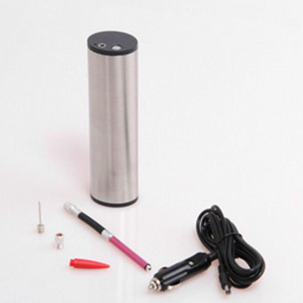 Mini gonfleur d'air électrique Rechargeable intelligent 150 PSI Portable voiture pompe à vélo gonfleur de pneu compresseur d'air avec affichage LCD