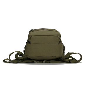 Image 5 - Scione Outside Military Army Green Backpack Waterproof Oxford Casual Camouflage Travel Bag Womens Traveling Backpack Bag