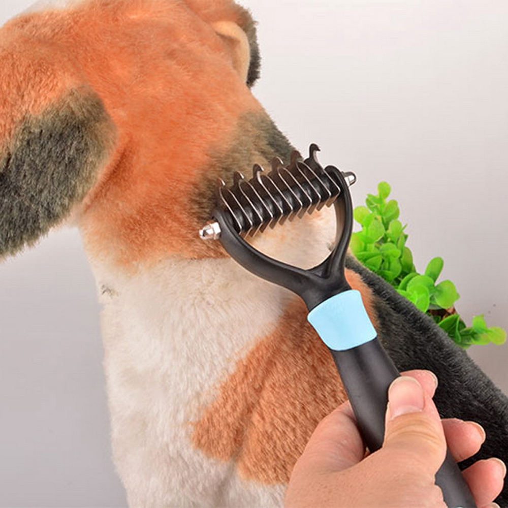 Cleaning Pet Comb