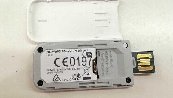 Разблокировать Huawei e3351 3G HSDPA HSPA + USB модем скачать драйвер Тонкий Ультра stick 43 Мбит/с для Mac OS