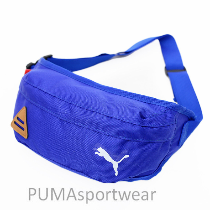 3abcba8d530d 2018 New Arrival PUMA Academy Waist Bag Unisex Handbags Sports Bags-in  Climbing Bags from Sports   Entertainment on Aliexpress.com
