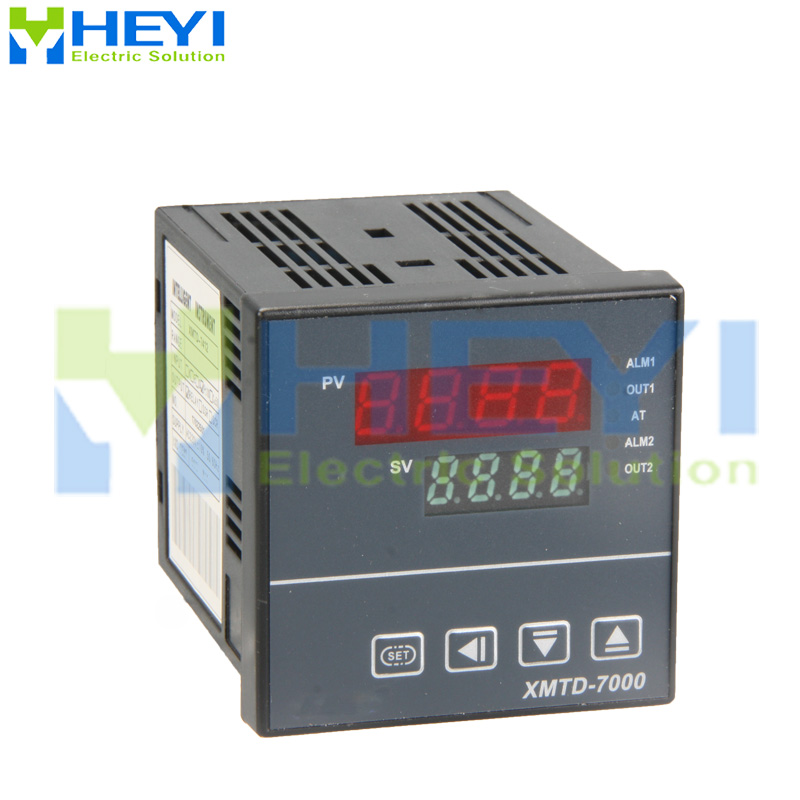 XMTD-7000 Series Temperature Controller Can Add Need Functions New Multi-function Temperature Controller (Please Contact Us)
