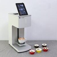 거품 음료 화가 커피 기계 인쇄 기계 커피 프린터