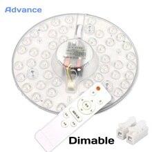 Потолочные лампы Dimable MAGNIT светодиодный модуль украшения 24 Вт 32 Вт 40 Вт 5730SMD AC220V светодиодный светильник потолочный светильник