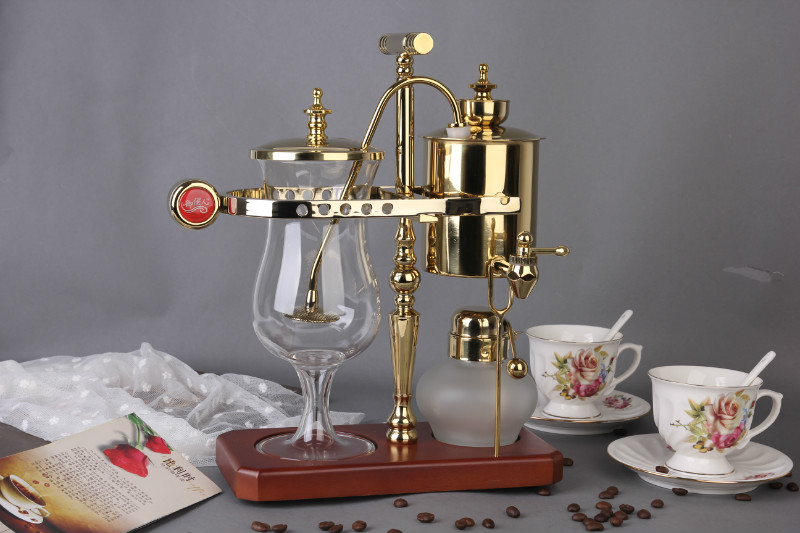 Belgium coffee maker pot,coffee pot,balancing syphon cofee maker,450ml Vacuum Coffee Brewer,Factory drictly sale royal belgium coffee maker barcafe family use luxury royal belgium syphon balance vacuum coffee maker vacuum coffee pot