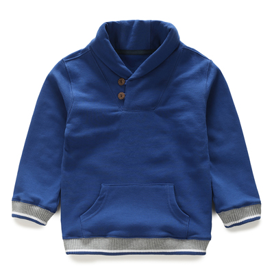Spring Fashion Baby hoodies tracksuit Boys Tops Sweatshirts Thicken Children's Outerwear Clothing Casual jackets and coats