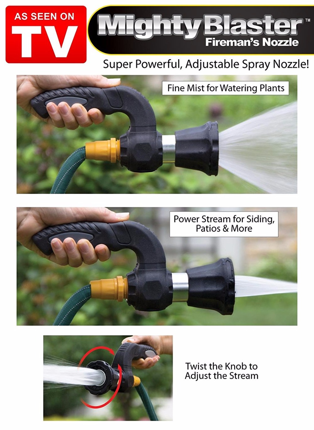 Nice Compare Prices On Garden Water Sprayers Online Shoppingbuy Low  With Fair  New Mighty Blaster Garden Water Gun Car Wash Tools Garden To Water The  Flowers Multi With Extraordinary Garden Walk Also Brigg Garden Centre Opening Hours In Addition Fiskars Garden Tools Uk And Wedding Ring Workshop Hatton Garden As Well As Covent Garden To Victoria Additionally Easy Edge Garden Edging From Aliexpresscom With   Fair Compare Prices On Garden Water Sprayers Online Shoppingbuy Low  With Extraordinary  New Mighty Blaster Garden Water Gun Car Wash Tools Garden To Water The  Flowers Multi And Nice Garden Walk Also Brigg Garden Centre Opening Hours In Addition Fiskars Garden Tools Uk From Aliexpresscom