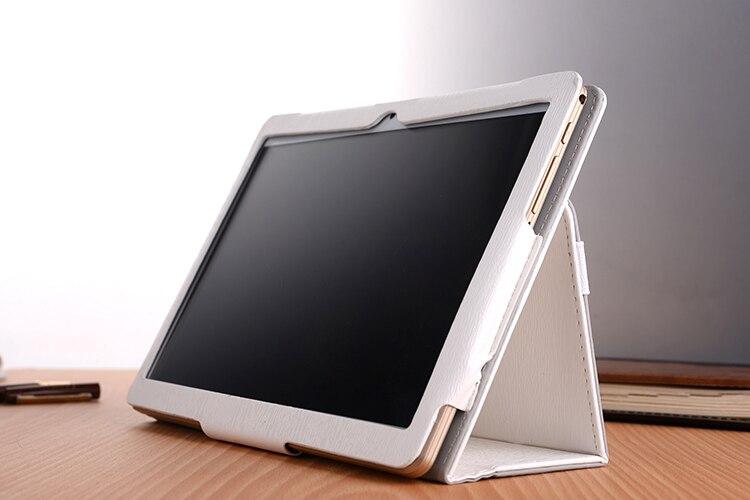 10,1-zoll tablet fall CARBAYTA BOBARRY CIGE BMXC WayWalkers T805C T805 Unsere spezielle fall Maus getreide leder + Geschenk stift