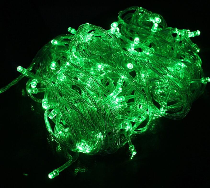 უფასო მიწოდება 10M 100 LED - დღესასწაულები და წვეულება - ფოტო 4