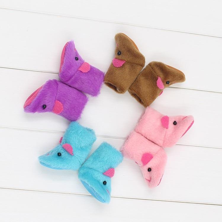 Neo Blythe Doll Animal Fluffy Boots 2
