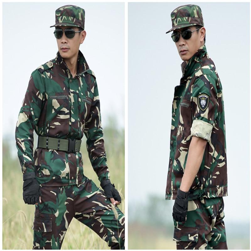 Veshjet për veshje për burra në natyrë Veshjet e kamuflazhit për - Veshje sportive dhe aksesorë sportive - Foto 3
