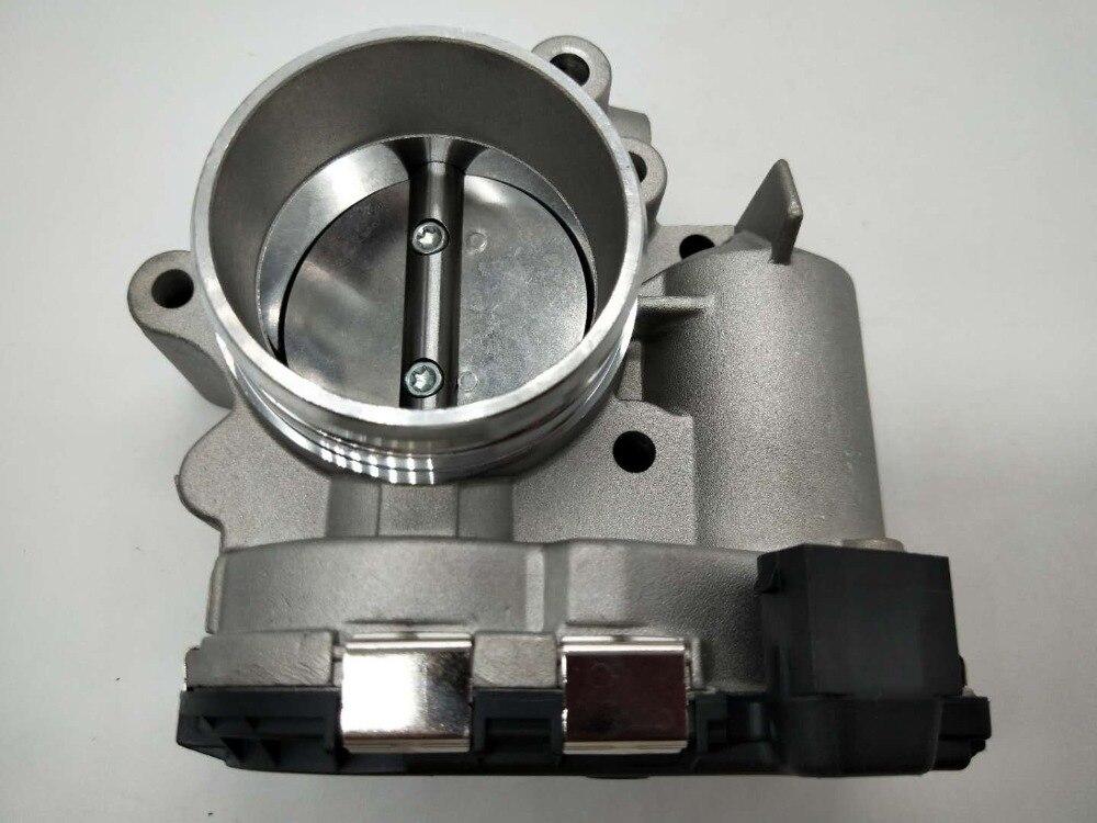Nouveau corps de papillon d'admission d'injection de carburant F01R00Y048 pour MG 3 5/Roewe 350 550/ZOTYE T600 Z500 moteur Mitsubishi