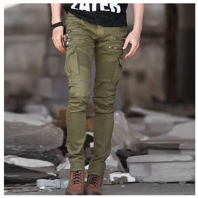 Popular Olive Cargo Pants-Buy Cheap Olive Cargo Pants lots from ...