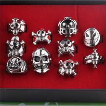 1 set (10pcs/set) One Piece Ring Set