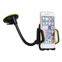Golf 360 Degree Universal Car Mount Holder Windshield Dashboard Suction Cup Mobile Phone Holder Stand For
