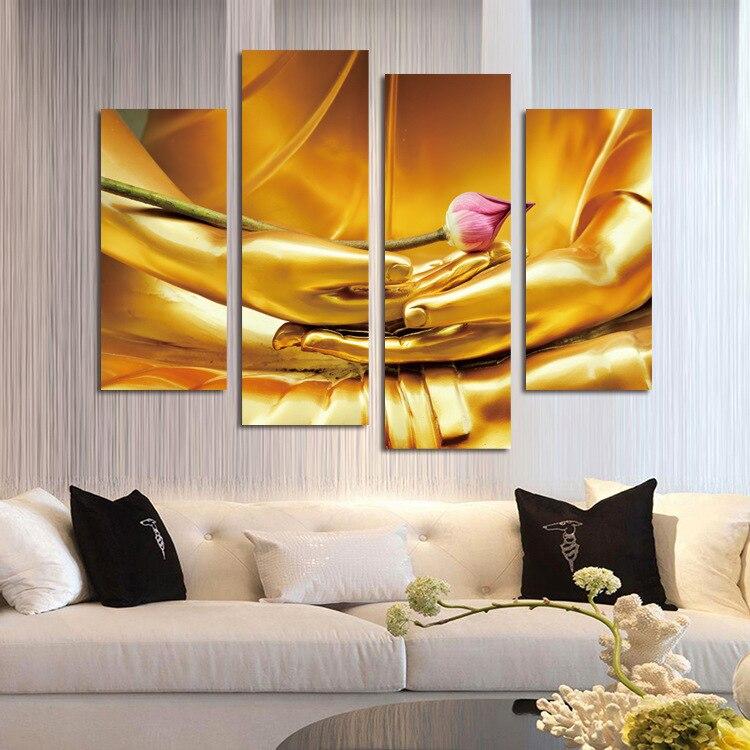 Perfect Lotus Wall Decor Ensign - Art & Wall Decor - hecatalog.info