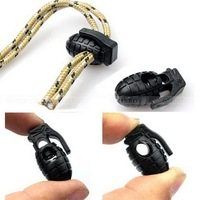 ebb73a1f847c 10 Pcs Lot EDC Gear Tactical Outdoor Hiking Boots Shoes Grenade Shoelace  Tightening Non-