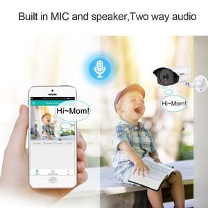 Image 5 - Techege 1080P HD Wifi IP מצלמה חיצוני מקורה 2MP אלחוטי Wired אבטחת מצלמה זיהוי תנועה אינטרקום TF כרטיס חריץ