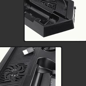 Image 5 - Super Slim Vertical Console Stand with Dual Port Charging Charger and HUB Holder Station for Playstation PS4 Controller