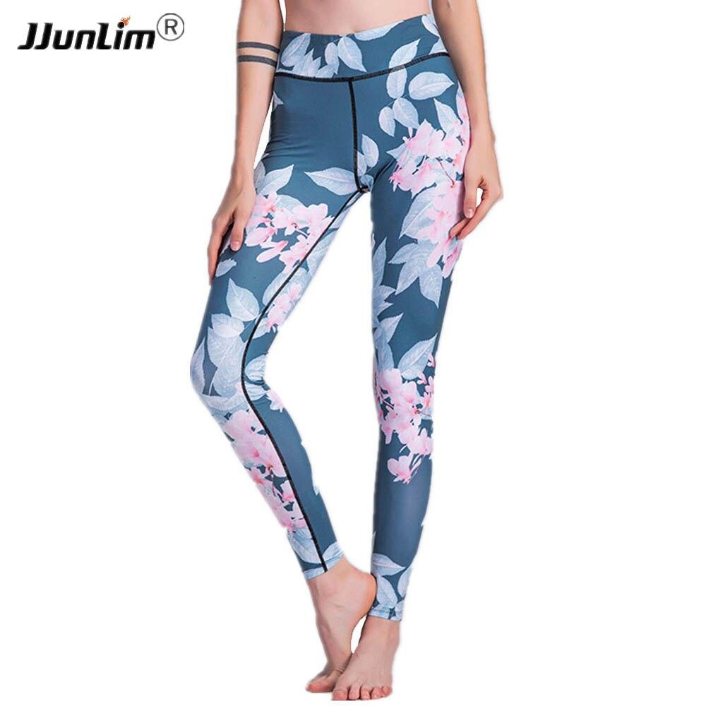 Femmes Yoga Leggings Sport Pantalon Taille Haute Fitness Leggings Sport Collants de Course Sport Sport Legging Pantalon À Séchage Rapide