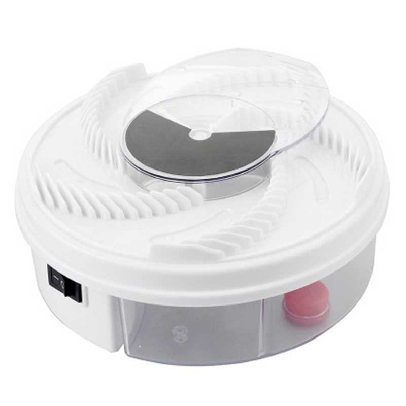 Flying insect killer electronic device and trapping food pest control electric fly killing electric catching fly catcher