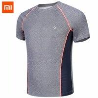 Оригинальный xiaomi mijia huami Amazfit Спортивная быстросохнущая футболка устойчивое односторонней влажной технологии Ткань Quick dry Пот