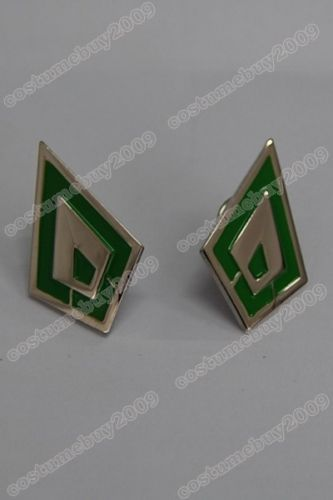 Battlestar Galactica Crew Specialist Pin Set Of 2 Of Cosplay Costume Badge