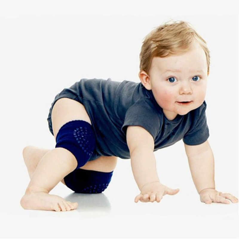Baby Bein Knie Protector Infant Kleinkind Knie Pads Anti Slip Krabbeln Sicherheit Beinlinge Neugeborenen Baby Knie Wache Zubehör