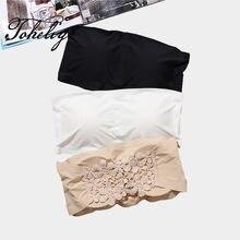 239d406ce5859 2018 Summer women White silk girl sexy bra bra with anti wrapped chest  underwear backing sling vest bra