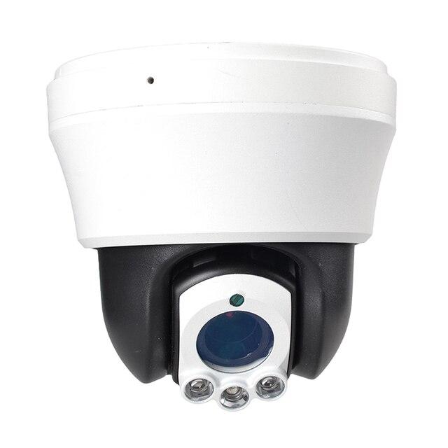 4 بوصة HD 1080P 2.0 ميجابيكسل 10X التكبير IR 50m onvif شبكة IP PTZ قبة كاميرا السرعة POE كاميرات مقببة عالية السرعة