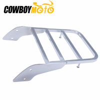 Motorcycle Sissy Bar Luggage Rack For Honda Shadow VT750 C2 1997 2003 VLX600 1999 2007 VLX 600 VT 750 1998 1999 2000 2001 2002
