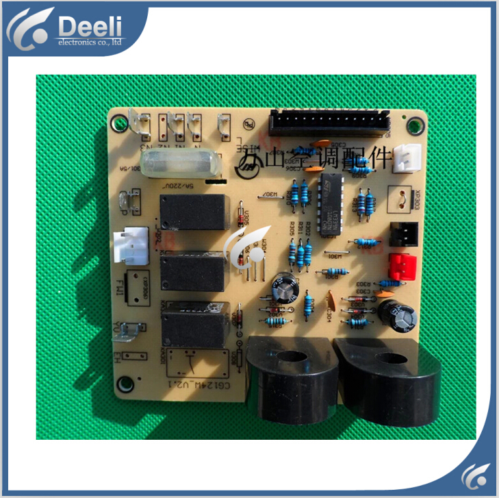 95% new good working for air conditioning accessories computer motherboard KFR 120LW/Vds outdoor board  on slae 95% new good working for air conditioning accessories board motherboard 3901 30000303 gr39 2 on slae