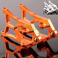 NEW ENRON 2PCS Aluminum FRONT Lower SUSPENSION ARM A85400 FOR RC 1:5 1/5 HPI Baja 5B SS Rovan KING MOTOR