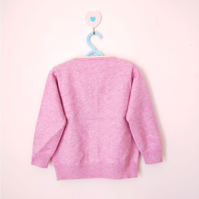 DapChild Baby Girls Sweaters Autumn Fox Knitting Patterns Girl ...