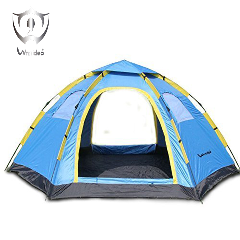 Wnnideo Instant Dome 6-Person Tent Portable 10' x 7.8'x 4.7'